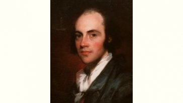 Aaron Burr Age and Birthday