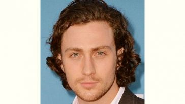 Aaron Johnson Age and Birthday