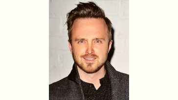 Aaron Paul Age and Birthday