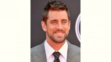 Aaron Rodgers Age and Birthday