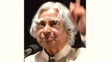 Abdul Kalam Age and Birthday