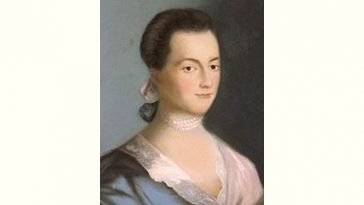 Abigail Adams Age and Birthday