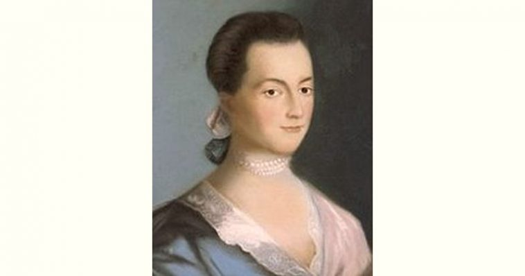 Abigail Adams Age and Birthday