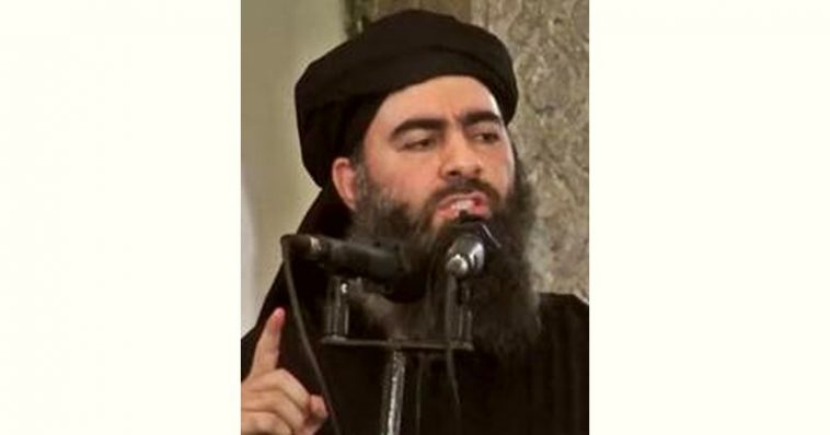 Abu Bakr al-Baghdadi Age and Birthday