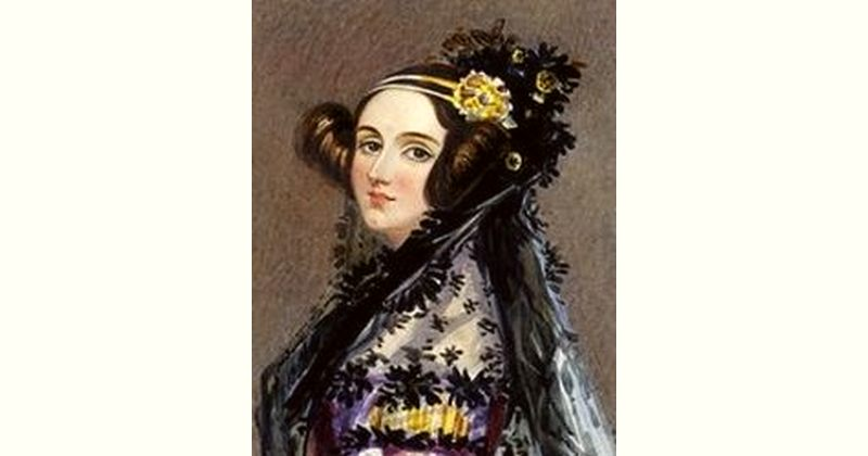Ada Lovelace Age and Birthday
