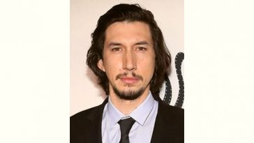 Adam Driver Age and Birthday