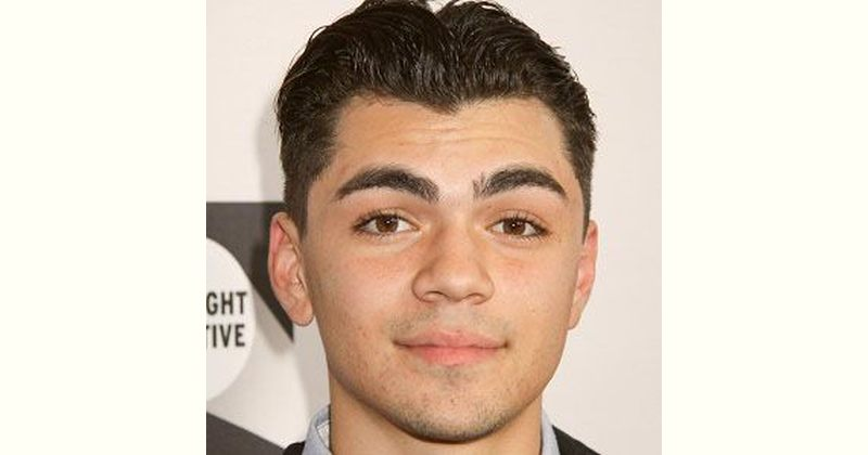 Adam Irigoyen Age and Birthday