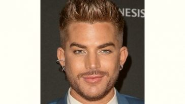 Adam Lambert Age and Birthday