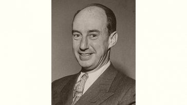 Adlai Stevenson II Age and Birthday