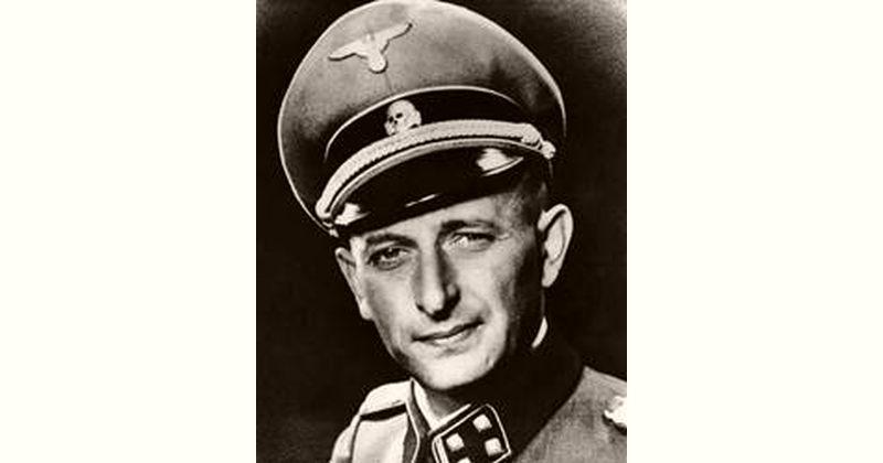 Adolf Eichmann Age and Birthday