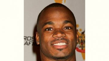 Adrian Peterson Age and Birthday