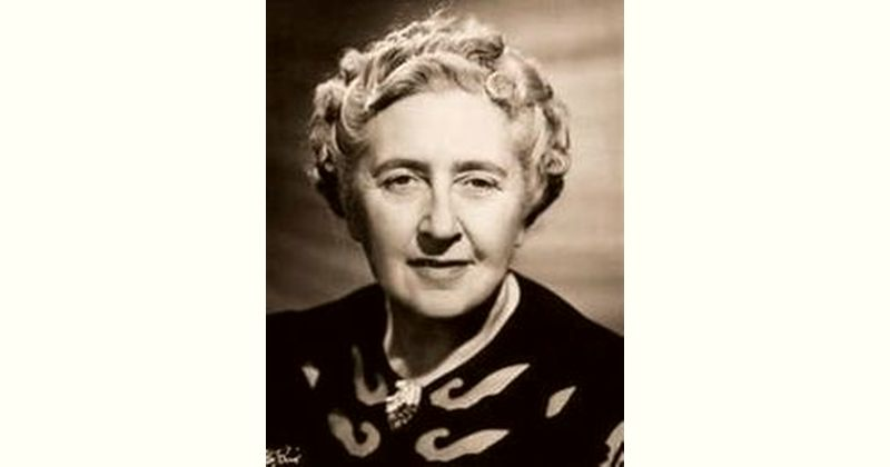 Agatha Christie Age and Birthday