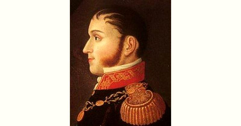 Agustín de Iturbide Age and Birthday