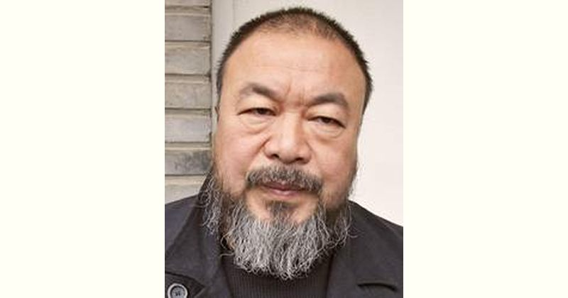 Ai Weiwei Age and Birthday