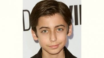 Aidan Gallagher Age and Birthday