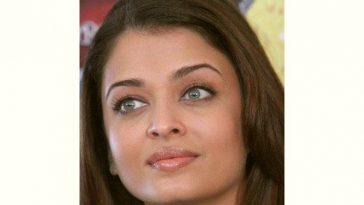 Aishwarya Bachchan Age and Birthday