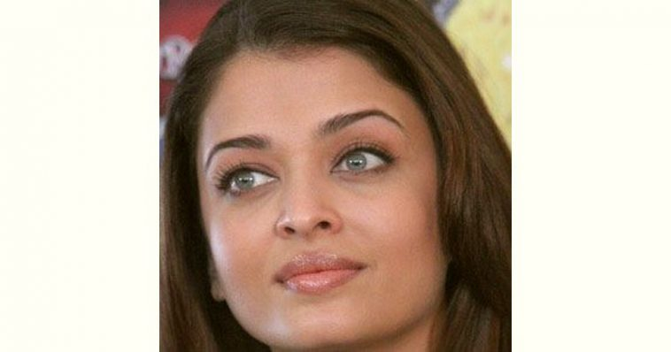 Aishwarya Bachchan Age and Birthday