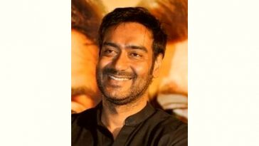 Ajay Devgan Age and Birthday