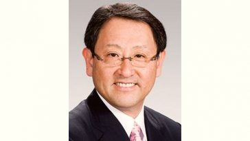 Akio Toyoda Age and Birthday