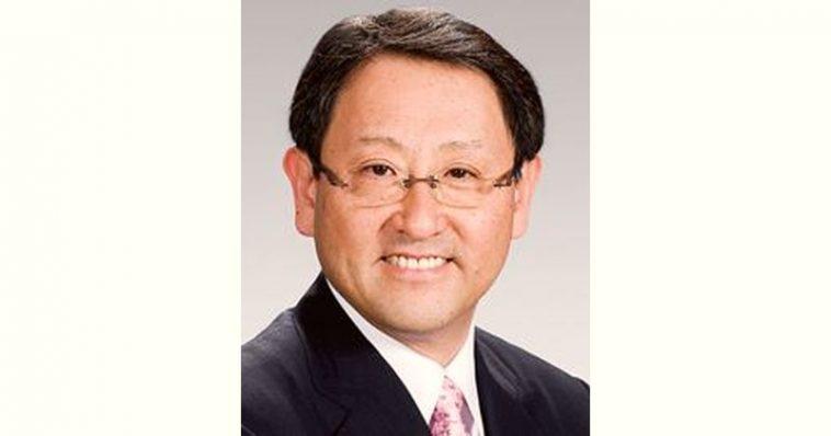 Akio Toyoda Age and Birthday