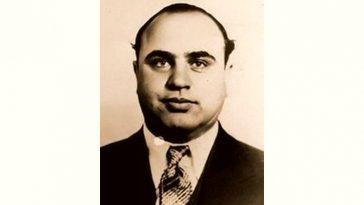 Al Capone Age and Birthday