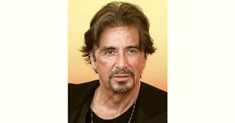 Al Pacino Age and Birthday