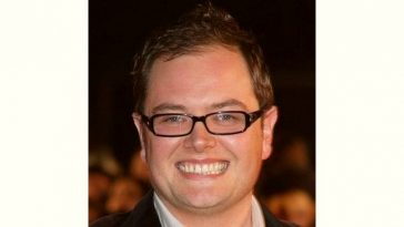 Alan Carr Age and Birthday