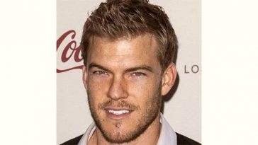 Alan Ritchson Age and Birthday