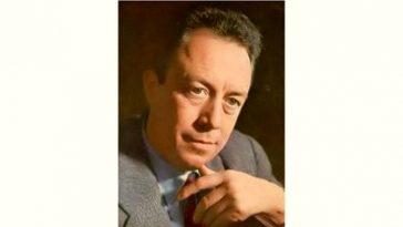 Albert Camus Age and Birthday