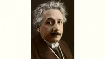 Albert Einstein Age and Birthday