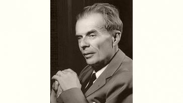Aldous Huxley Age and Birthday