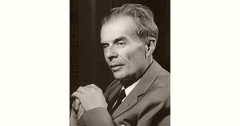 Aldous Huxley Age and Birthday