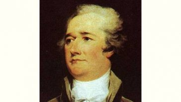 Alexander Hamilton Age and Birthday