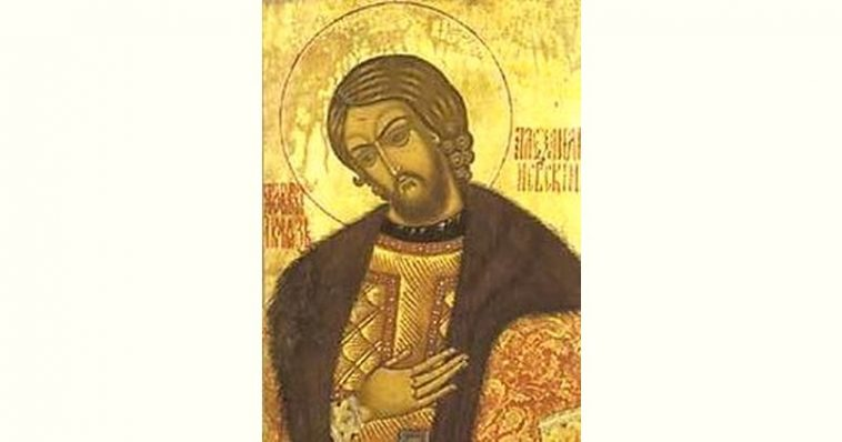 Alexander Nevsky Age and Birthday