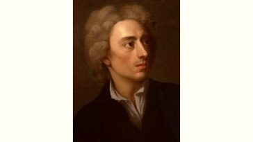 Alexander Pope Age and Birthday