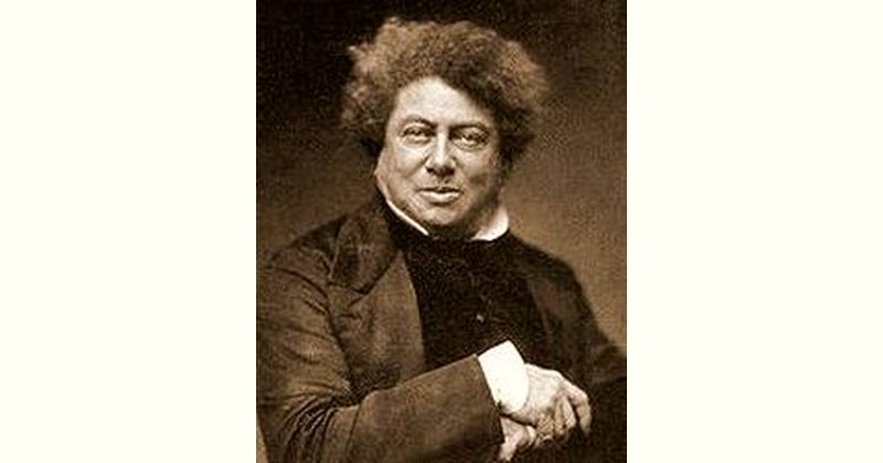 Alexandre Dumas Age and Birthday