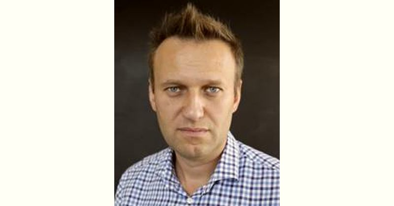 Alexei Navalny Age and Birthday