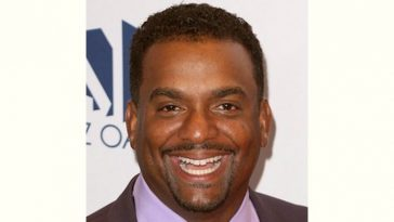 Alfonso Ribeiro Age and Birthday