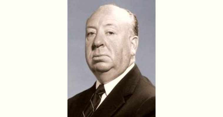 Alfred Hitchcock Age and Birthday
