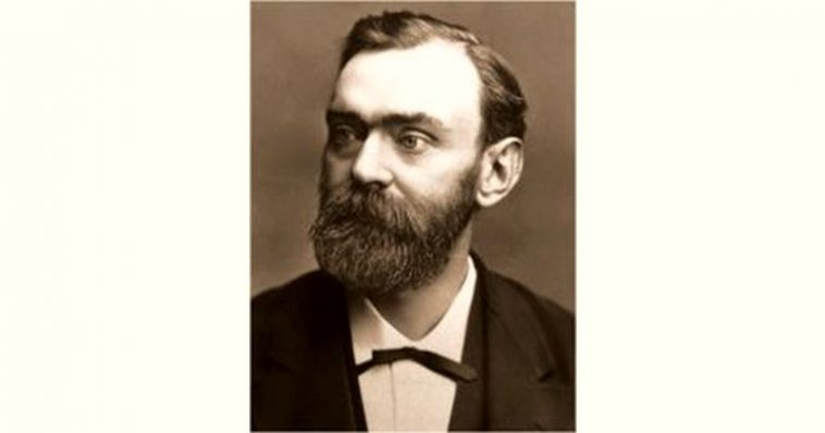 Alfred Nobel Age and Birthday
