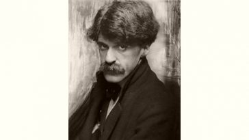 Alfred Stieglitz Age and Birthday