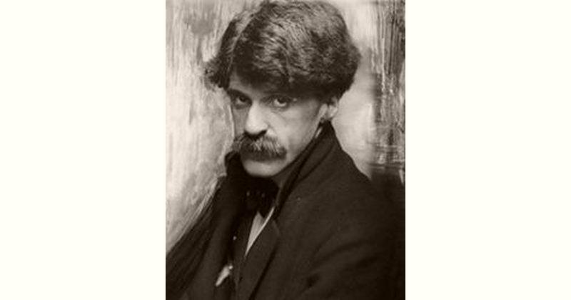 Alfred Stieglitz Age and Birthday