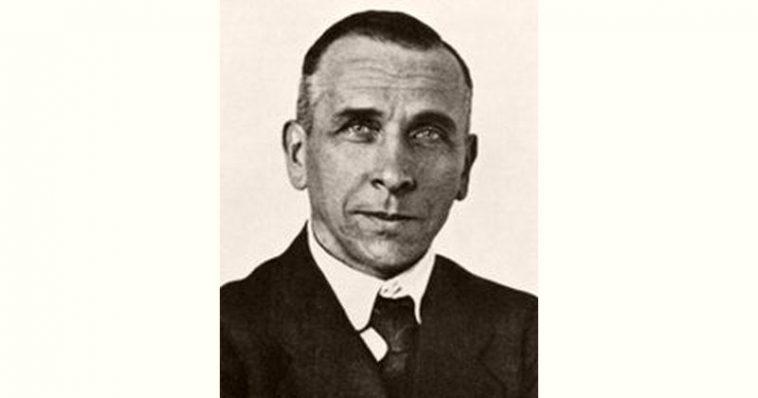 Alfred Wegener Age and Birthday