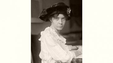 Alice Paul Age and Birthday