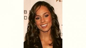 Alicia Keys Age and Birthday