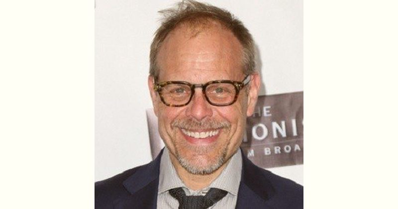 Alton Brown Age and Birthday