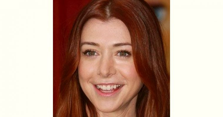 Alyson Hannigan Age and Birthday