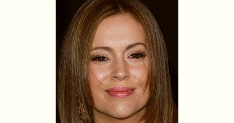 Alyssa Milano Age and Birthday