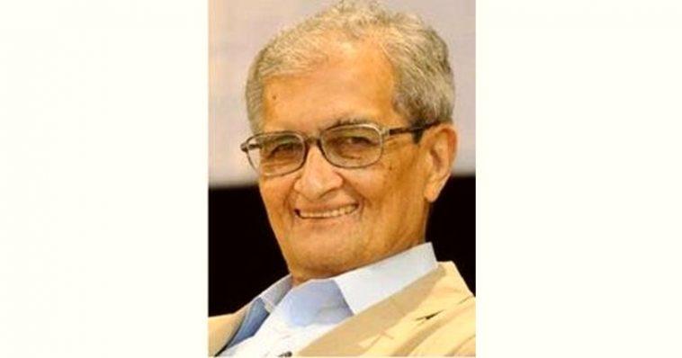 Amartya Sen Age and Birthday