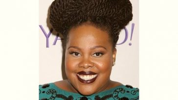 Amber Riley Age and Birthday